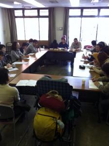 2月24日教育集会の写真